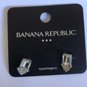 Banana Republic Geometric Earrings